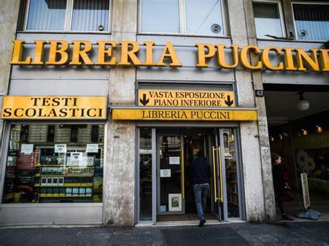libreria corso buenos aires chiude la storica libreria puccini di corso buenos
