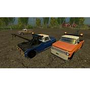 Chevrolet C 10 Trailers V &187 GamesModsnet  FS17 CNC