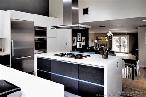 trendy and new kitchen designs in 17 exle pics mostbeautifulthings 20 fancy design ideas for black and white kitchen white