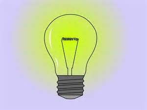 how to draw a light bulb 14 steps with pictures wikihow