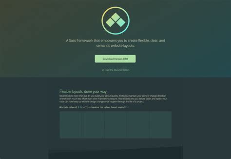 web design layout framework 50 fresh resources for designers february 2016 science