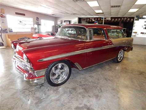 1956 chevrolet for sale 1956 chevrolet nomad for sale classiccars cc 1011102
