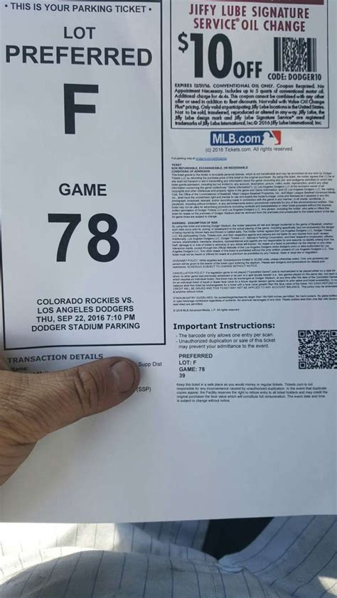 dodgers preferred parking  sale  compton ca miles buy  sell