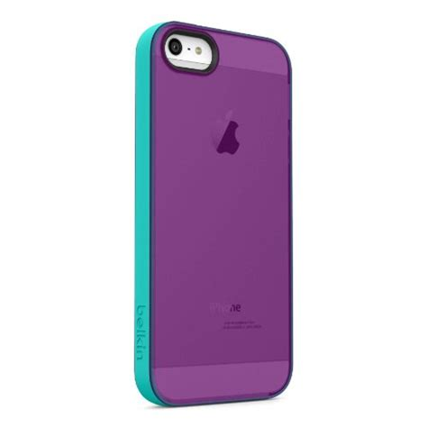 Grip Color Iphone 66s Sku002159 belkin grip sheer cover for iphone 5 and 5s