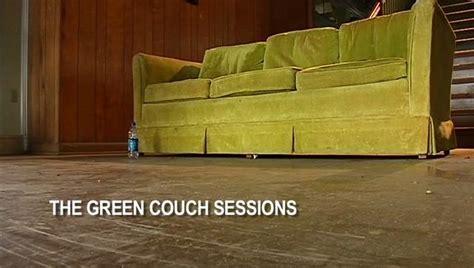 green couch sessions the green couch sessions promo on vimeo