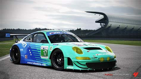 porsche falken forza motorsport 4 more porsche dlc previews