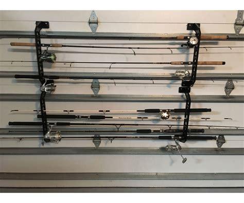 Fishing Rod Garage Storage by Cobra Storage Garage Door Fishing Rod Racks Tackledirect