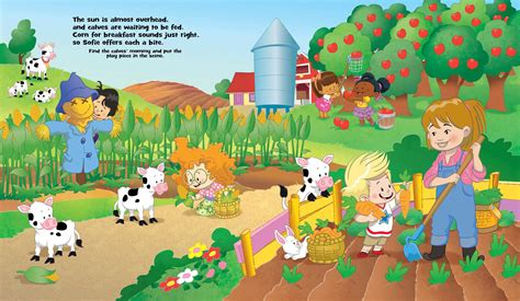 Fisher Price On The Farm on the farm