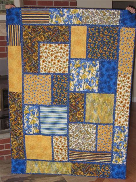 Easy Big Block Quilt Patterns Free by Quot The Big Block Quilt Pattern Quot Designed By Minay Studios