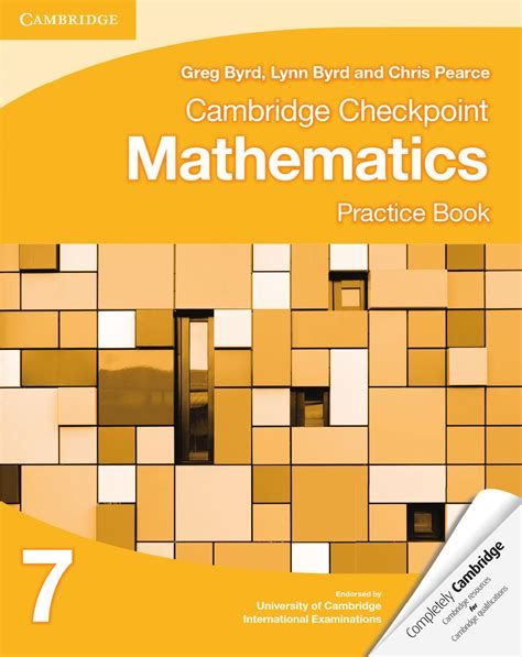 cambridge checkpoint mathematics practice cambridge checkpoint mathematics practice book 7 by cambridge university press education issuu