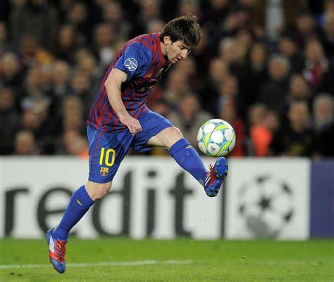 soccer 2012 highest score lionel messi scores 5 goals as barcelona crushes bayer