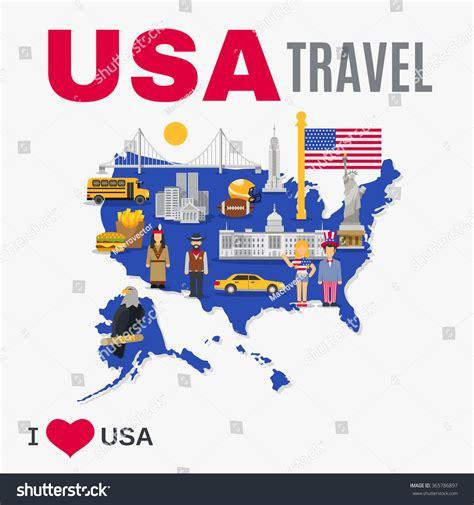 usa map poster landmark map of usa html landmark usa states map collections