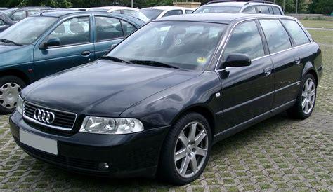Audi A4 B5 Front by файл Audi A4 B5 Avant Front 20080711 Jpg вікіпедія