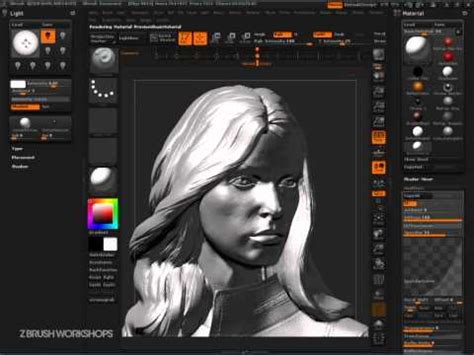 zbrush tutorial magyar zbrush poly painting tips for zbrush 3 doovi