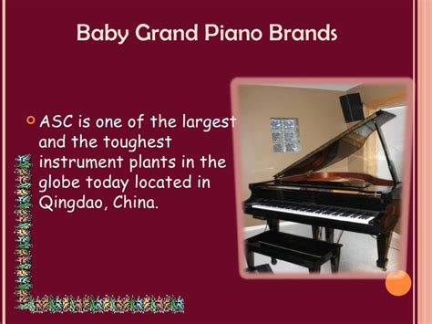 best baby grand piano brands popular baby grand piano brands