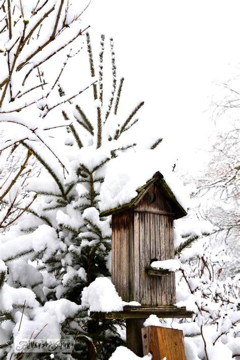 merry christmas winter wonderland shedfunky junk interiors