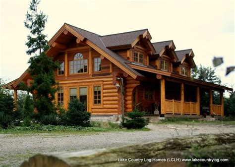 Log Cabin Cedar Creek Lake by Log Cabin Homes Western Cedar And Cabin Homes On