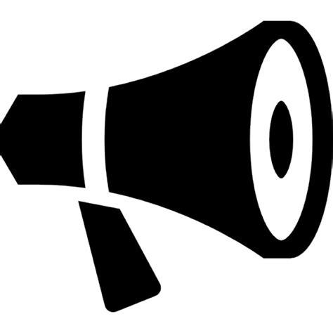 Loud Speaker Toa speaker with handle icons free
