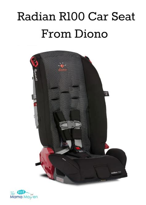 diono radians car seat giveaway radian r100 car seat from diono