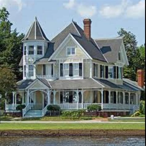 homes with wrap around porches wrap around porch and turret for the home pinterest