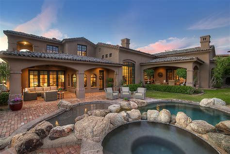 scottsdale real estate scottsdale homes for sale exquisite custom golf course home for sale in dc ranch