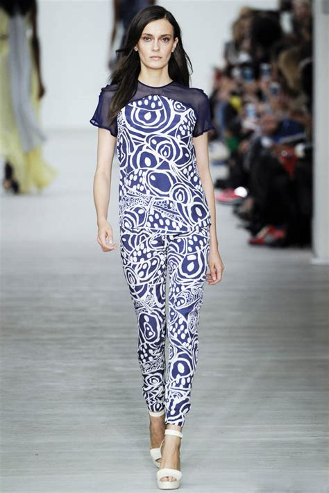 Fashion Week Matthew Williamson by Fashion Week Matthew Williamson Summer