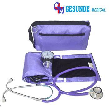 Tensimeter Dan Stetoskop paket abn tensi aneroid stetoskop spectrum combokit