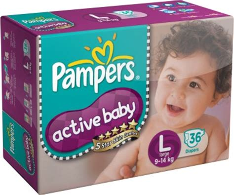 Mamy Poko Standar L 44 S pers active baby diapers taped l size large 36 pads