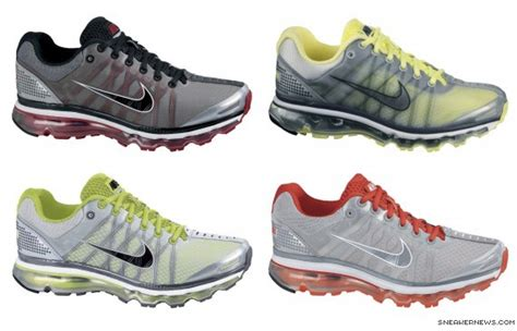 does nike make running shoes nike air max 2009 360 flywire running shoe
