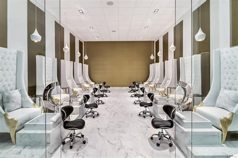 The Cachet Salon by 6 Spots For A Pedi In According To What You