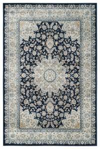 Houzz Area Rugs Colin Area Rug Navy Light Blue 8 X11 Traditional Area Rugs