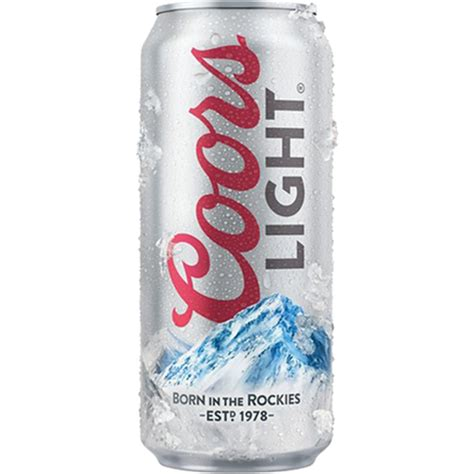 coors light 18 pack coors light 16oz 18 pack cans
