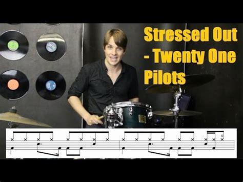 drum tutorial videos download stressed out drum tutorial twenty one pilots youtube