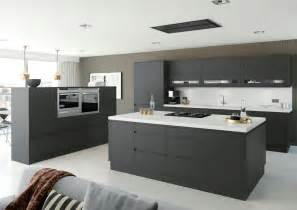 Magnet Kitchen Cabinets Moda Anthracite Matt Mastercraft Kitchens