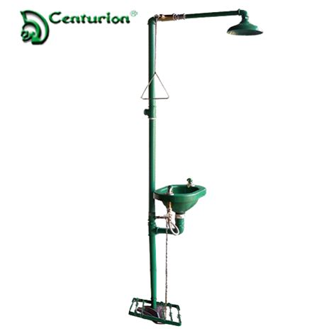 Shower Safety by Eyewash Shower Station At Model Gi Centurion Eyewash