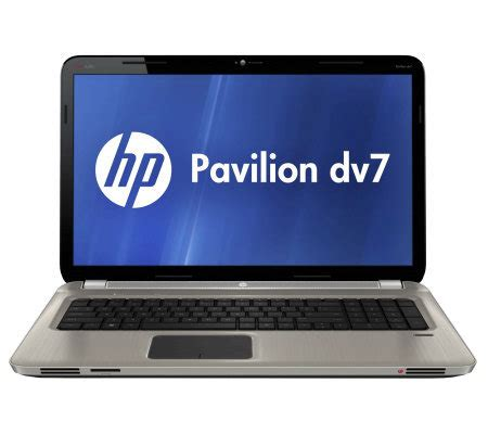 Laptop Hp I7 Ram 8gb hp pavilion 17 3 quot notebook 8gb ram 1tb hd i7 e251511 qvc