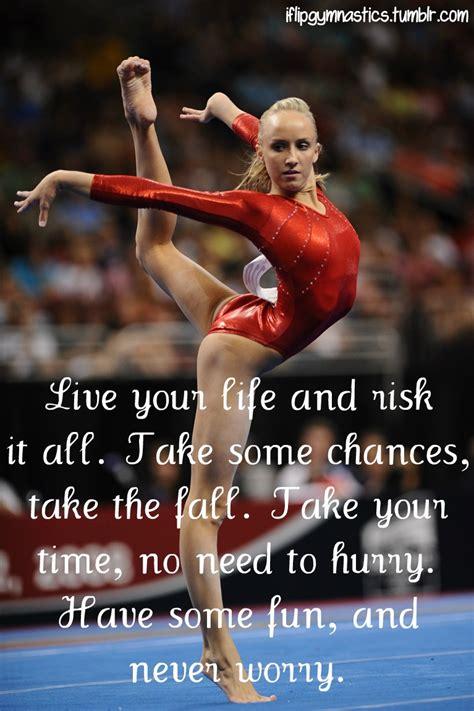 Quotes About Gymnastics Nastia Liukin. QuotesGram