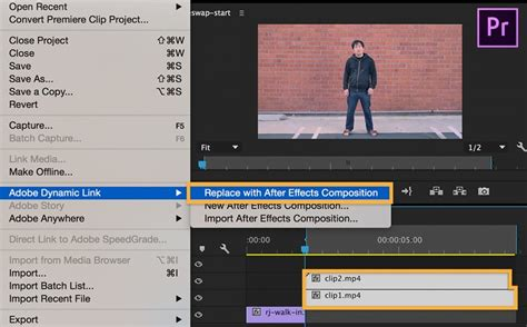 tutorial after effects jumper make a face swap video with the rocketjump experts adobe