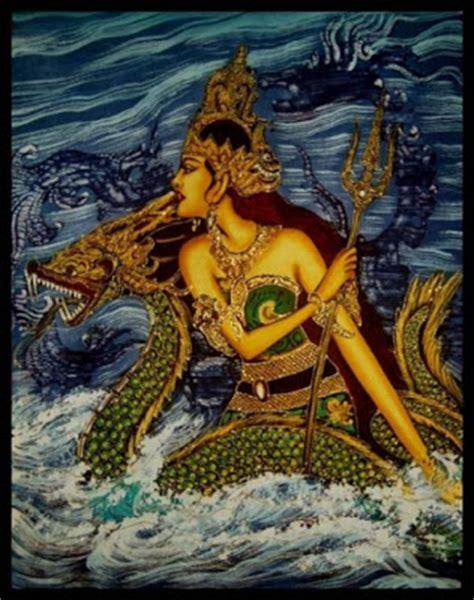 Rakyat Nusantara Nyi Roro Kidul legenda berdiriya kerajaan laut selatan berita tentang negeri indonesia