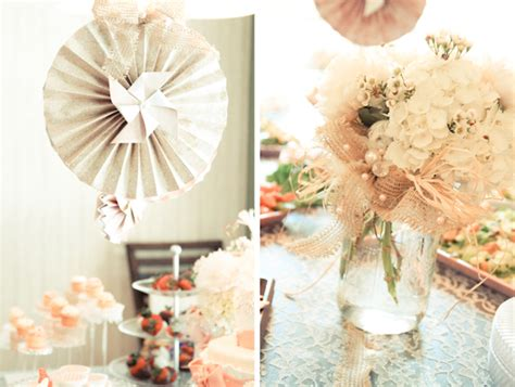shabby chic wedding shower ideas shabby chic bridal shower archives trueblu