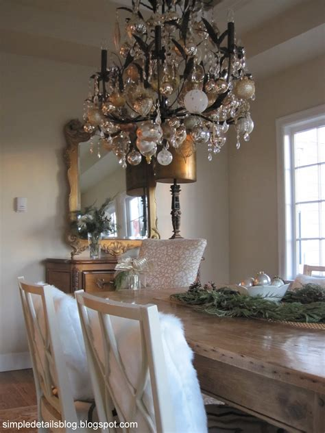 simple details dining room bling