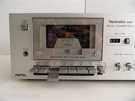 vintage cassette platine cassette vintage clasf