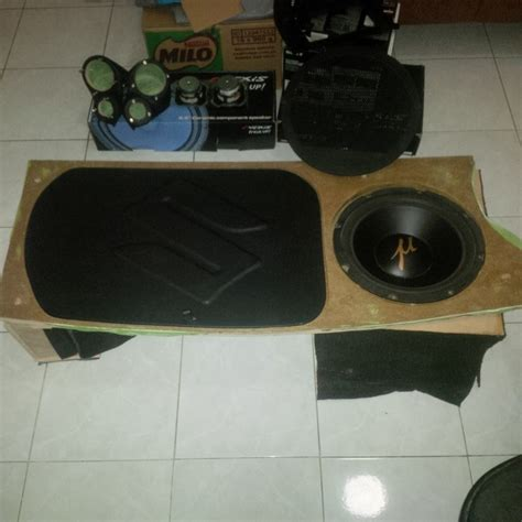 Jual Hwely Audio by Fullset Audio 3 Way Box For By Hwely Audio