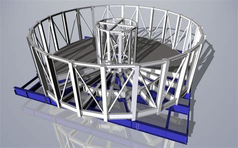 Modular Carousel oceanteam s rentocean delivers 4000t modular carousel system to ls cable subsea world news
