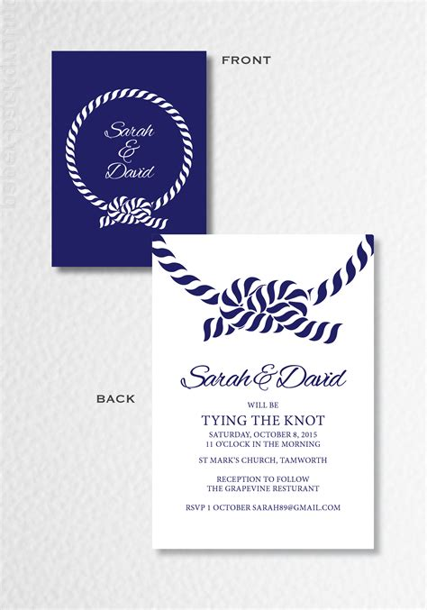 the knot wedding invitation wording tying the knot wedding invitation