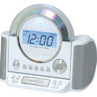 gpx alarm clock  cd player digital amfm stereo tvs