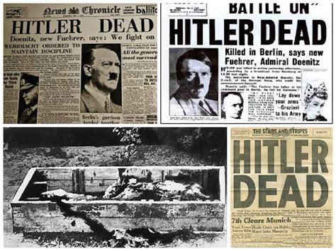 adolf hitler biography death adolf hitler s death