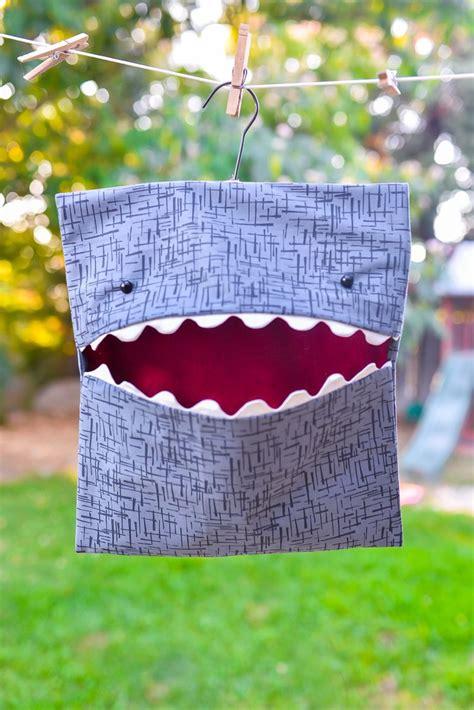 clothespin bag pattern diy shark clothespin bag sewing pattern clothespin