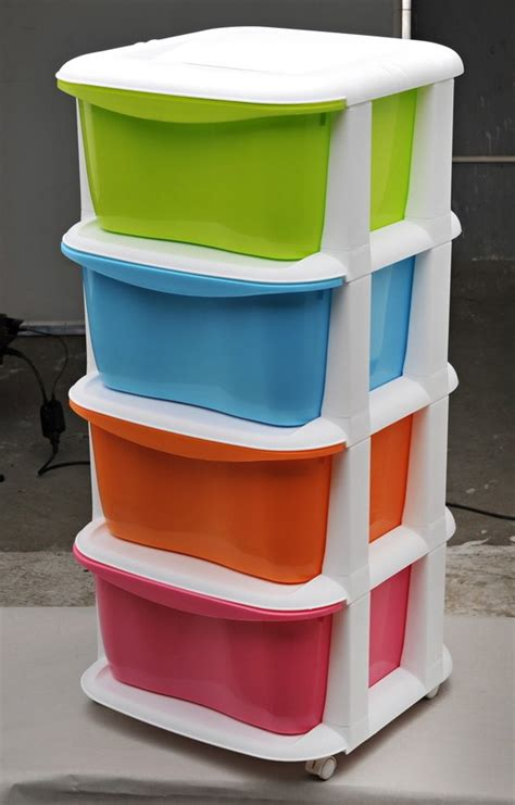 plastic toy storage drawers maggiedoll 4 tier multi purpose storage drawers shelves
