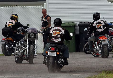 tattoo equipment quebec hells angels making a comeback in quebec canada news